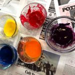 Egg Yolk Paint