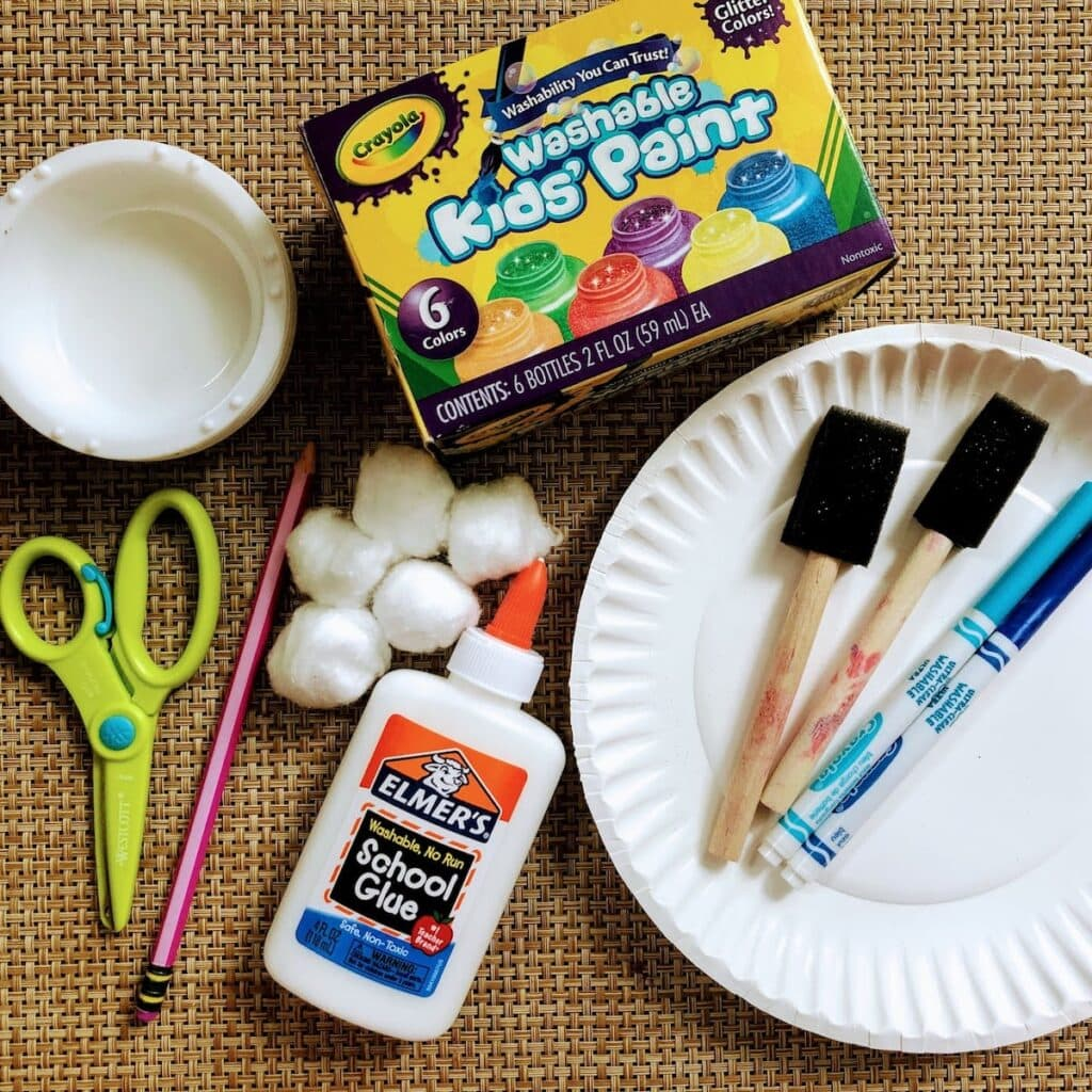 supplies for scallop craft