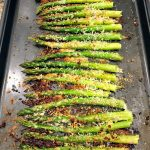 Roasted Parmasan Asparagus