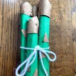 tied asparagus playfood