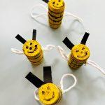 DIY Honeybee Corks