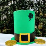 DIY Tin Can Leprechaun Hat